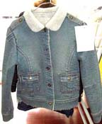 Online shopping for jean clothing store supply man jean jacket