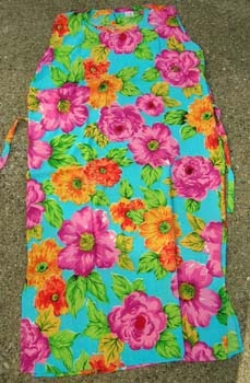 Clothing apparel fashion accessory wholesaler supply hawaiian style ladys long skirts