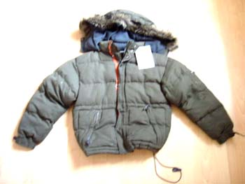 Wholesale winter kids clohting online supply thick kids outer wear
