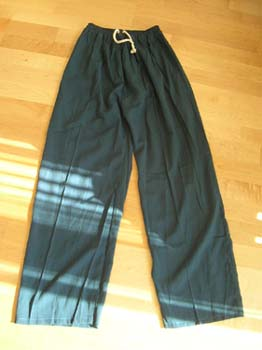 Vintage womans apparel wholesale online supply elastic summer pants