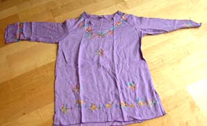 Buy kids clothing online supply embroider kids shirt top