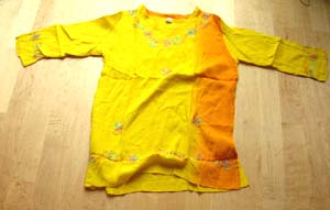 Clothing accessory wholesale supply kids tie dye clothing
