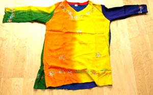 Catalog kids clothing online wholesale tie dye kids shirt top