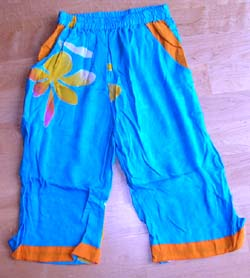 Canada import and export wholesale supply kids rayon pants